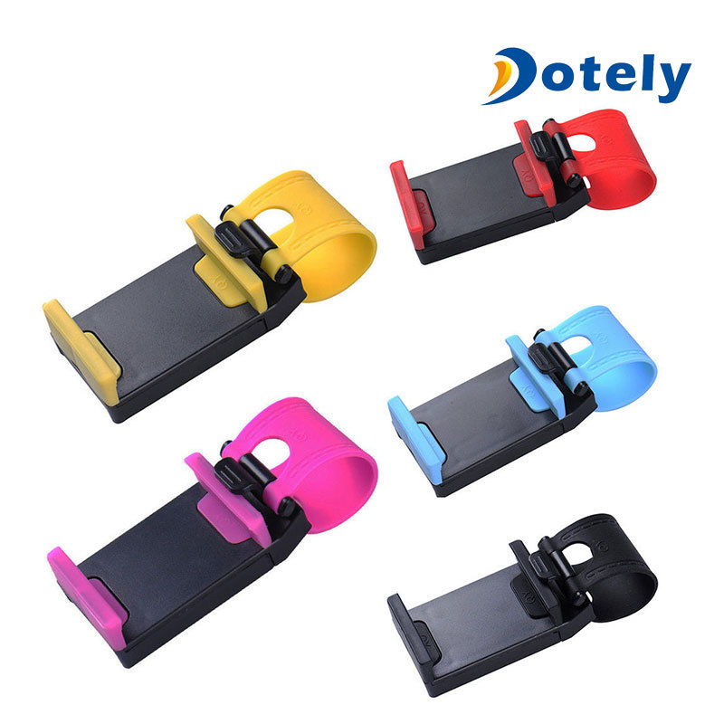 Attach Your Phone To The Car Steering Wheel With This Holder Size 75 X 39 25 Cm 295 153 098 Inches Easy Install And Remove