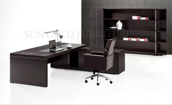 le luxe moderne et mobilier de bureau ex cutif bureau ordinateur de bureau sz l 39 odb322 le. Black Bedroom Furniture Sets. Home Design Ideas