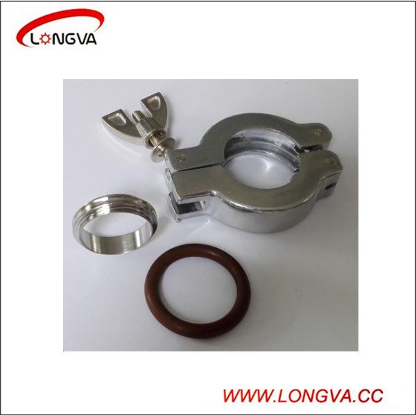 Kf 25 Pinza De Aluminio + Anillo Anillo De Centrado