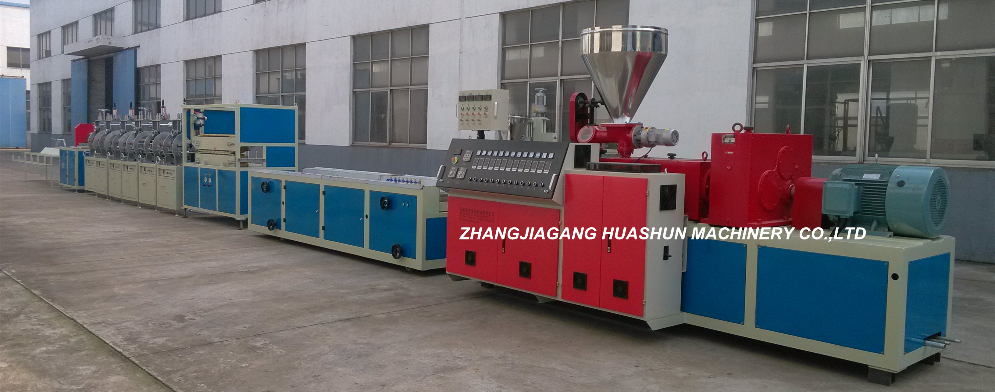 Artificial Ceramic Tile Making Machine Extrusion Line China