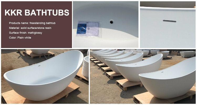 Vasca Da Bagno In Lingua Inglese : Vasca da bagno di superficie solida degli articoli sanitari di