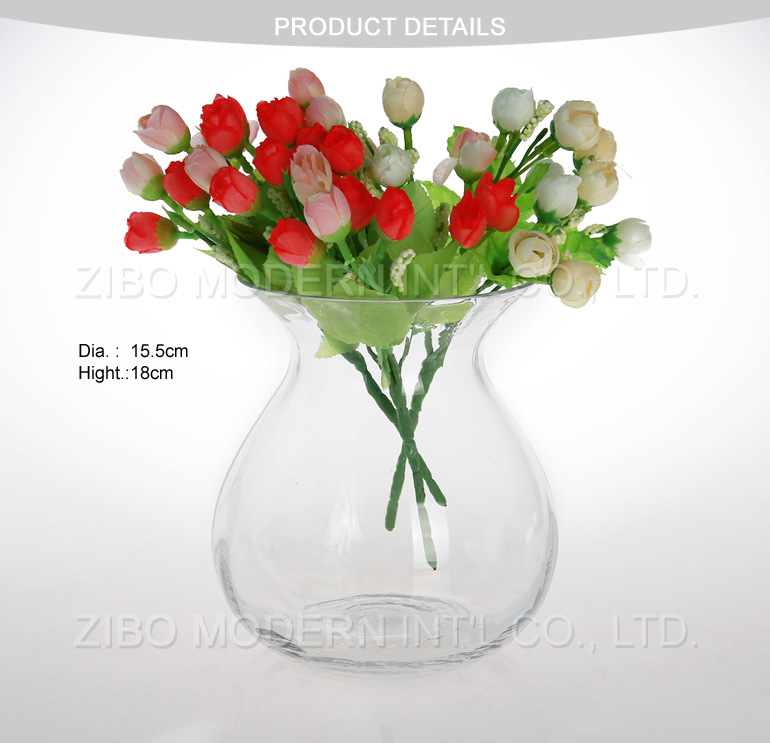 Wholesale Large Clear Tall Wedding Glass Flower Vase & Wholesale Large Clear Tall Wedding Glass Flower Vase - China Vase ...