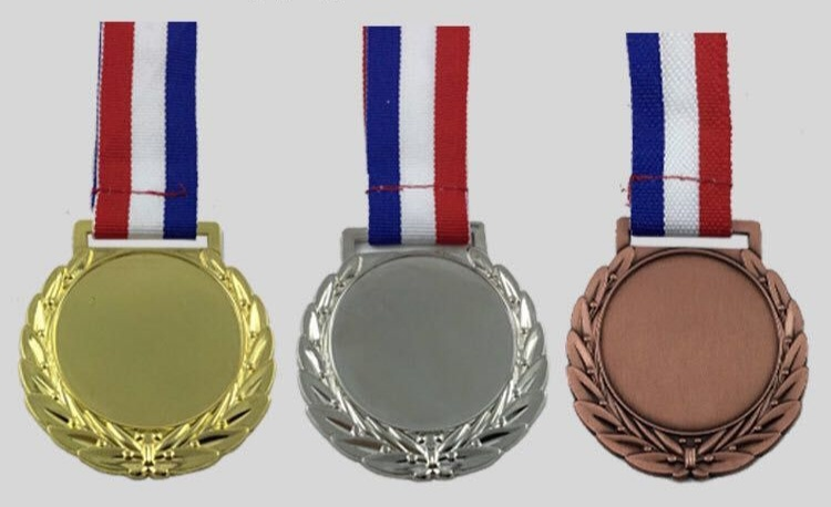 Blank Medals (3)