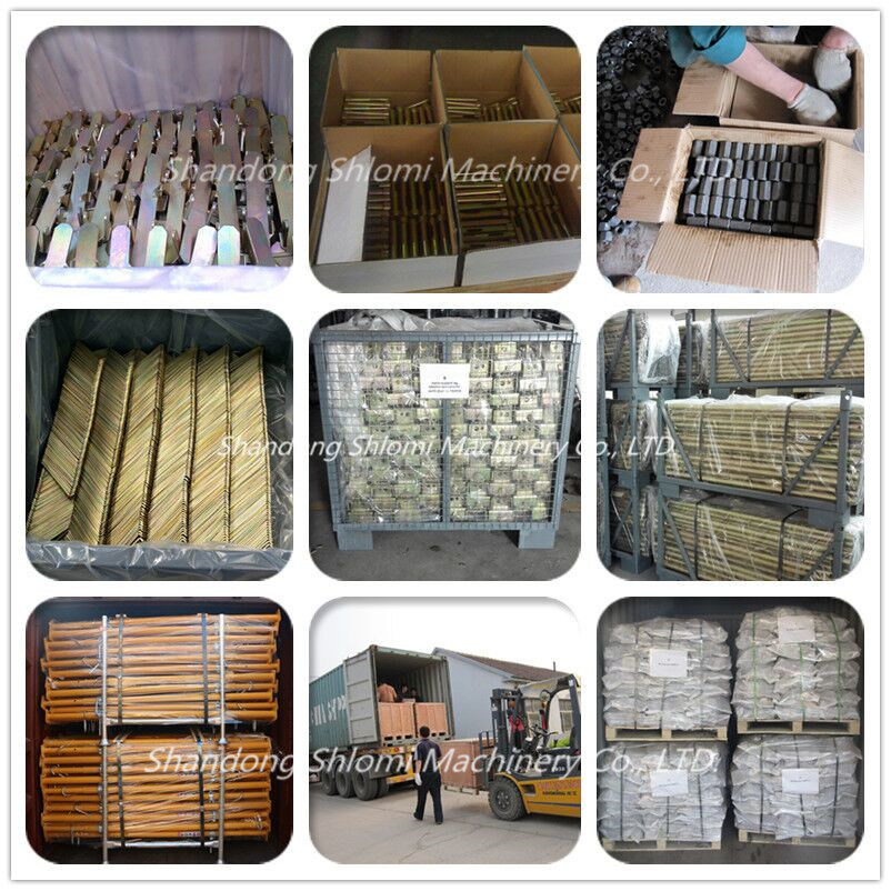 Formwork Diagonal Push Pull Props for Precast Panels Erection with Factory Price