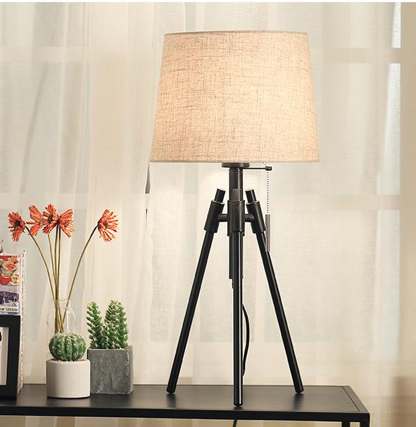 침실 침대 곁 램프 포스터모더니즘 간단한 북유럽 창조적인 거실 ...