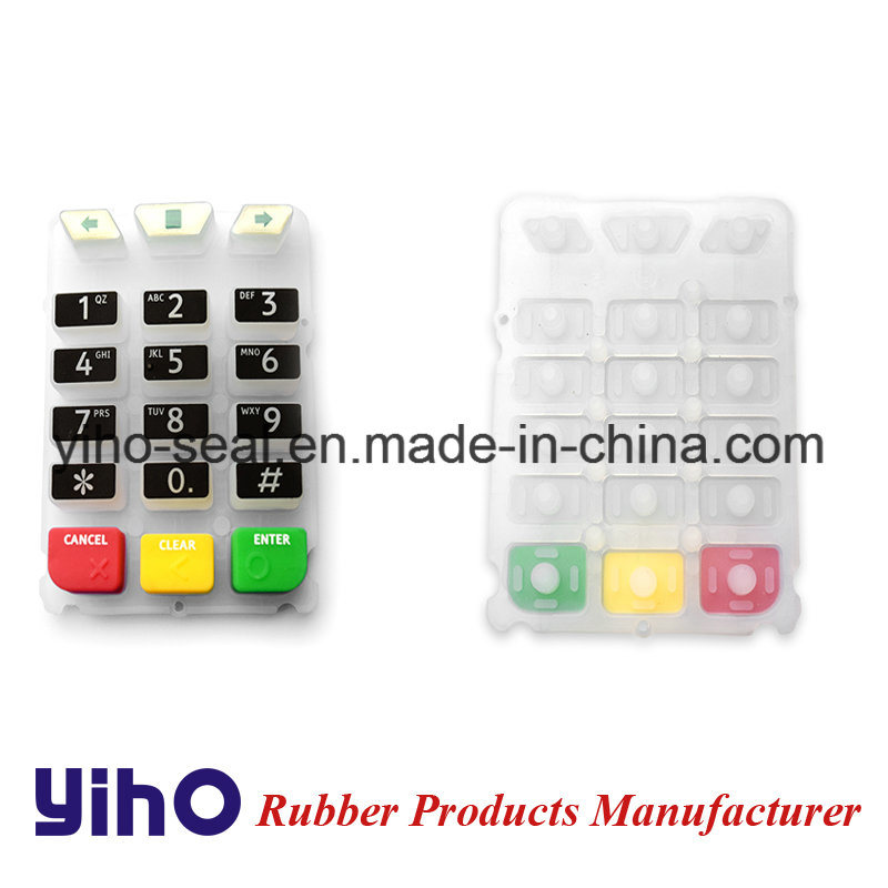 The History of Silicon Buttons/Rubber Keypad Samples for You