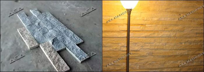 Al pulsar la m quina para el reciclaje de piedra y m rmol granito p72 al pulsar la m quina - Reciclar marmol ...