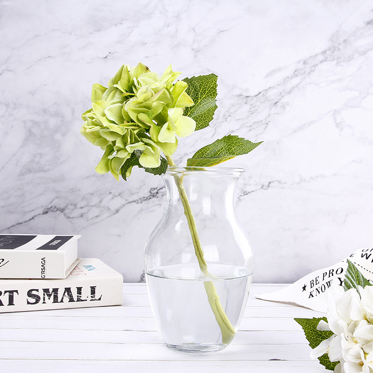 Cheap Price Clear Cylinder Glass Vase Tall Vases Glass For Wedding Home Decoration Custom Made Large Glass Flower Vase China Vases And Glass Vases Price Made In China Com