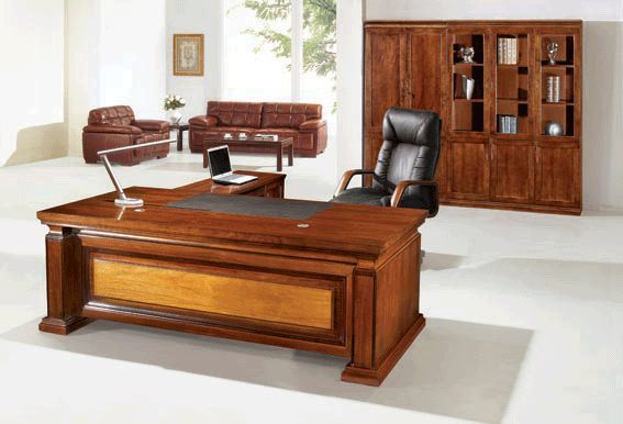 Hot Ing Model Mdf Wood Modern, Elegant Office Furniture