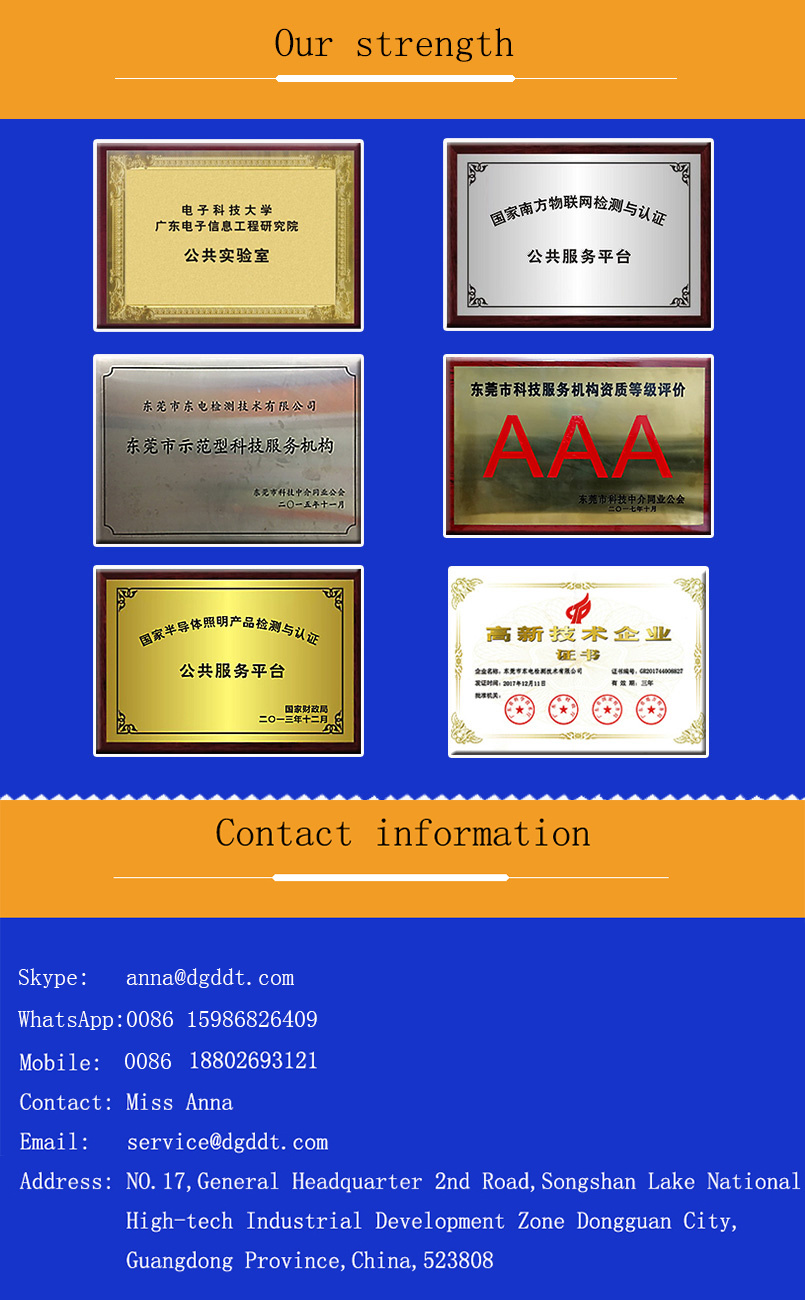 Third Party Agent Kc Certification And Testing China Kc Testing