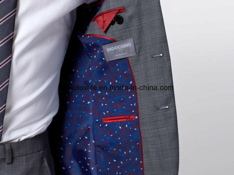 100% Polyester 290t Tafffeta Printed Lining Fabric China Manufacturer