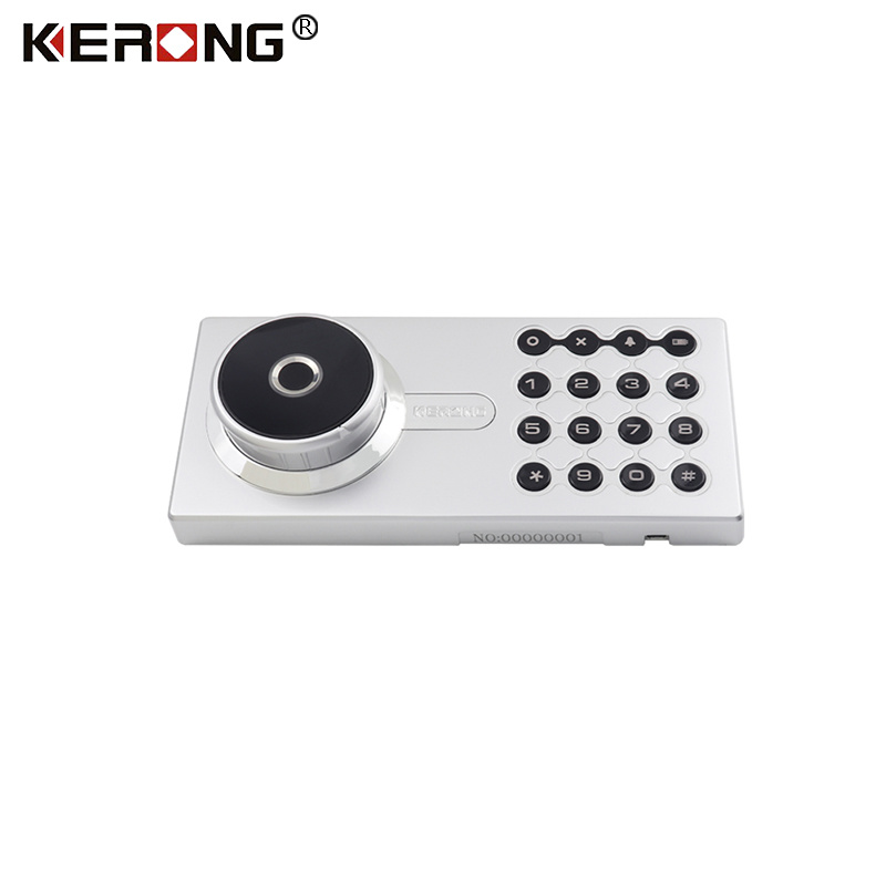 KERONG Electronic Keyless Fingerprint Intelligent Digital Keypad Steel Lrage Filing Cabinet Locks