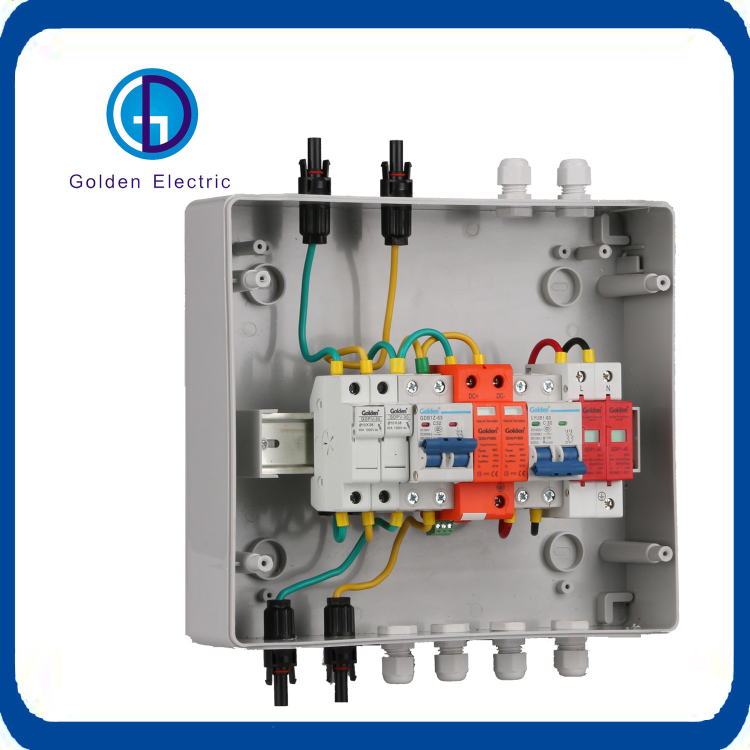 Solar Panel Combiner Box Wiring Trusted Schematics Diagram Pv To Panels System Connect Between Ground Fault Undetected In