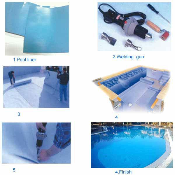Piscina pvc revestimiento de vinilo piscina pvc for Vinilos para piscinas