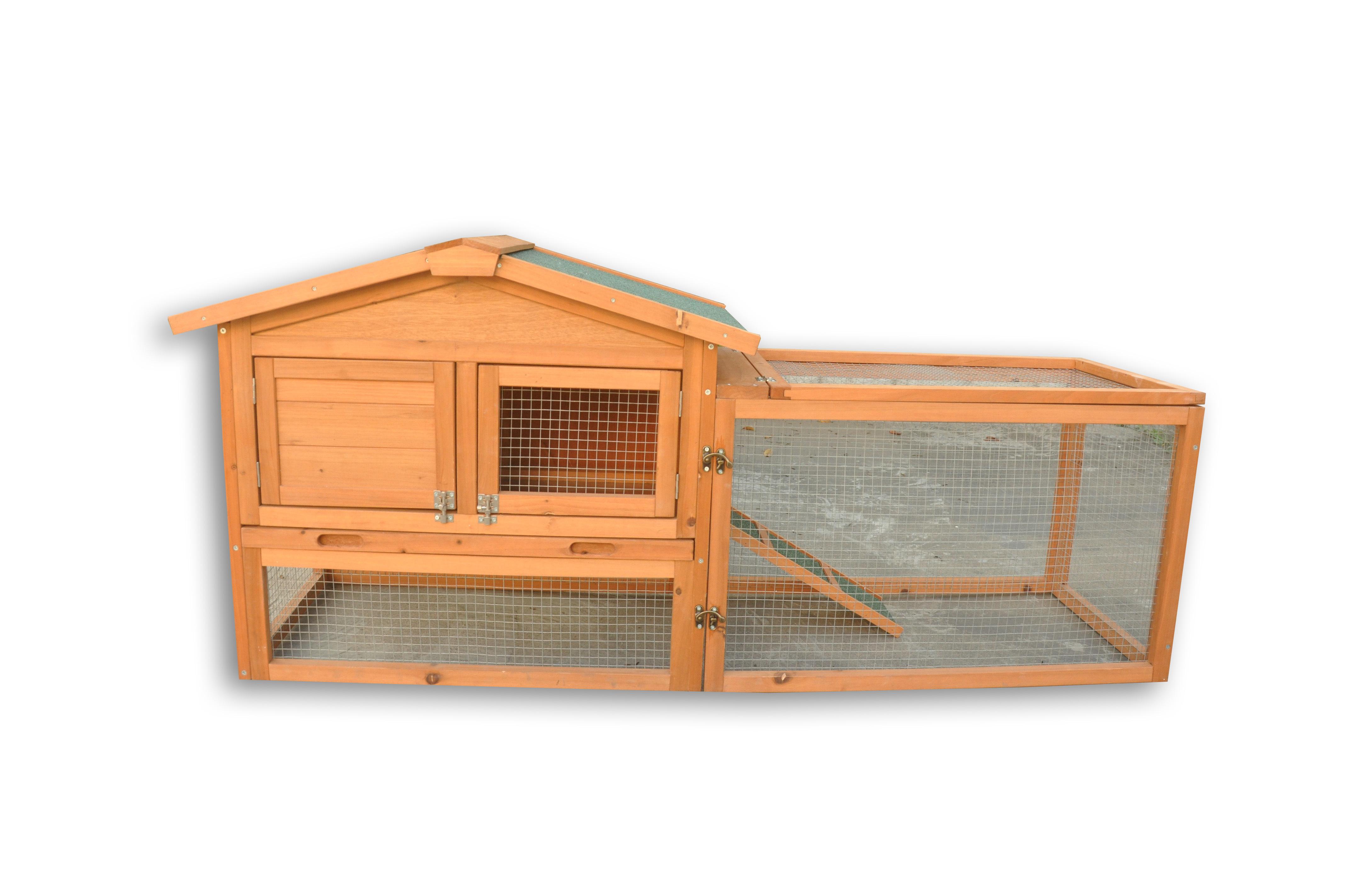 Hot Sale Outdoor Custom Handmade Rabbit Hutch Wooden Furniture ...
