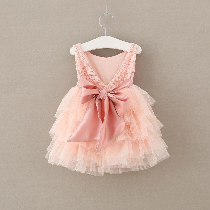 eaaef0e1b 2018 Baby Girl Party Dress Children Frocks Designs Flower Girl ...