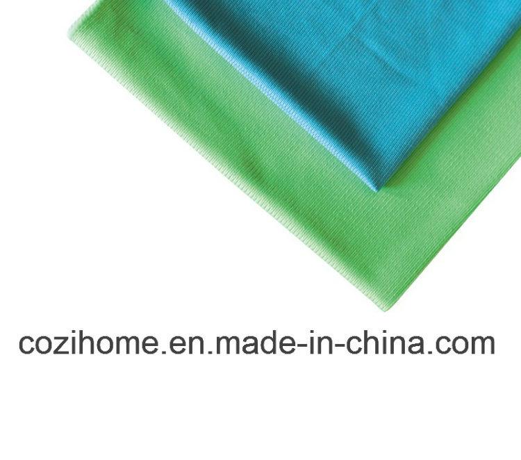 chiffon de nettoyage de verre serviette en microfibre chiffon en microfibre pour multi usages. Black Bedroom Furniture Sets. Home Design Ideas