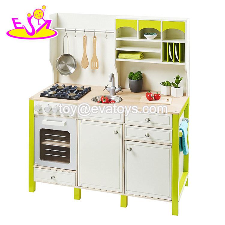 C Kitchens Ltd: جديدة تصميم لعب تربويّ خشبيّة أطفال دور لعبة مطبخ مع