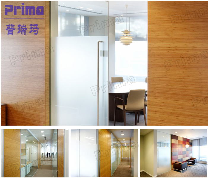 office de porte coulissante de cloison de mur de verre de partition office de porte coulissante. Black Bedroom Furniture Sets. Home Design Ideas