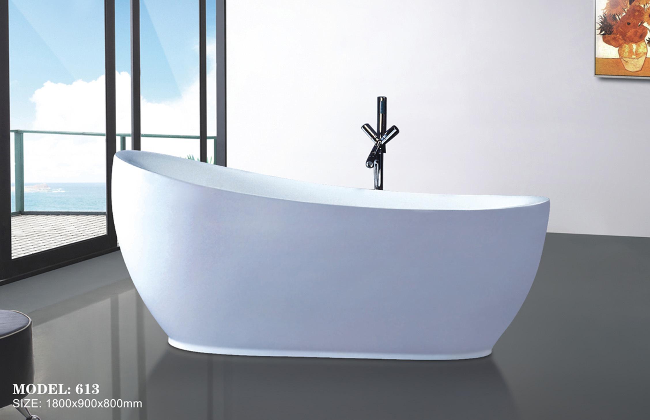 Hot Sell Freestanding Bathtub Tub (613) - China Bathtub ...