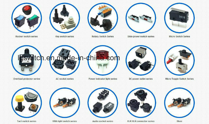 Power on-off 2 Position Spst Dpst Light Boat Button Micro Toggle Rocker Switch 16A250VAC T125