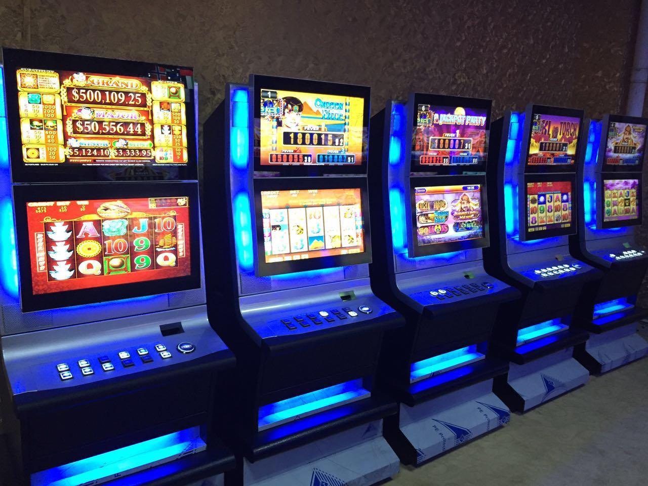 Poker Video Game Casino Slots Machine for Indoor Playground - China Game  Machine and Slot Machine price | Made-in-China.com