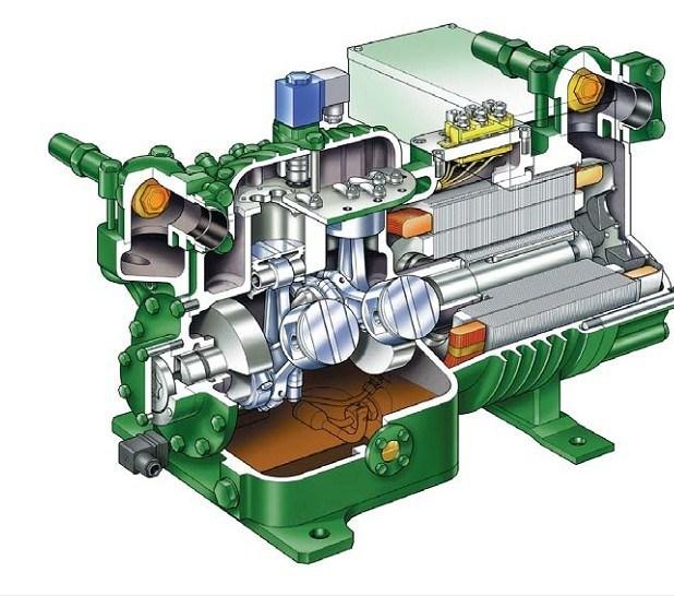 Bitzer Compressor Wiring Diagram : Bitzer electrical diagrams wiring diagram images