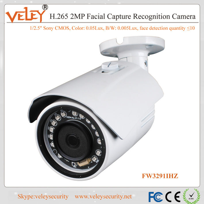 4K Face Capture Camera Face Detection IP Camera Ai Products