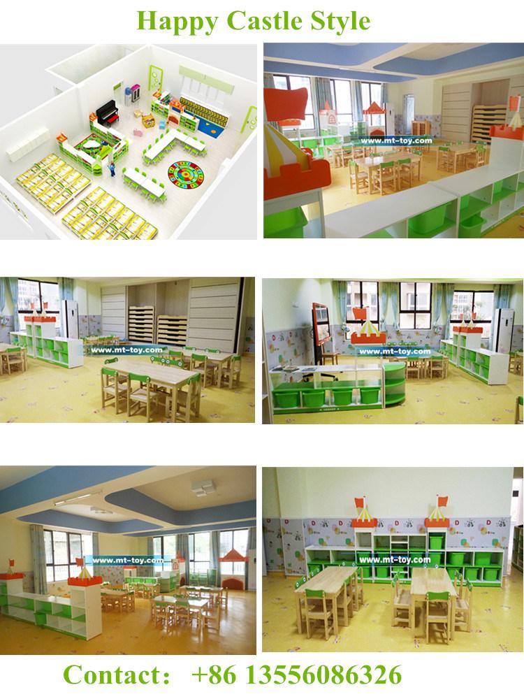 Nuevo kids juguetes de madera maciza mobiliario Vivero Armario de ...