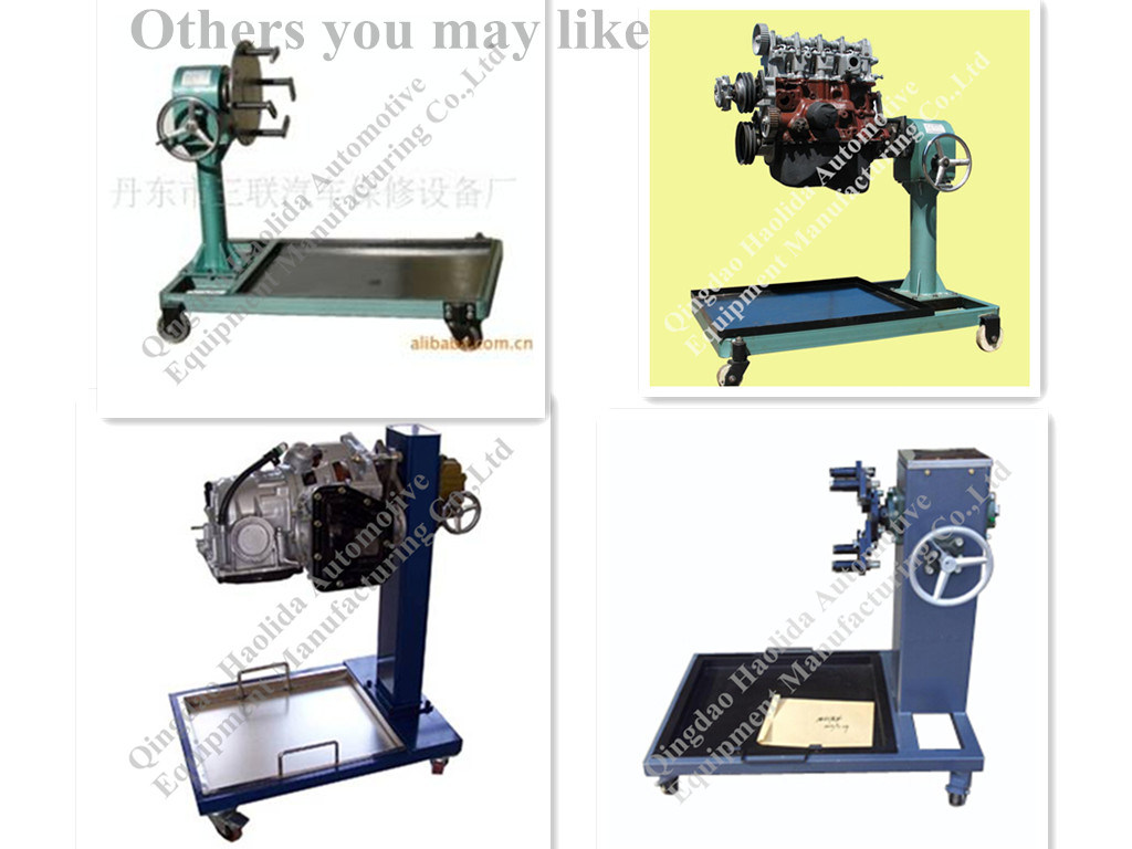 Automatic Transmission Disassembling Engine Turn Over Stand China Engine Stand For Heavy Duty Trucks Engine Stand Made In China Com