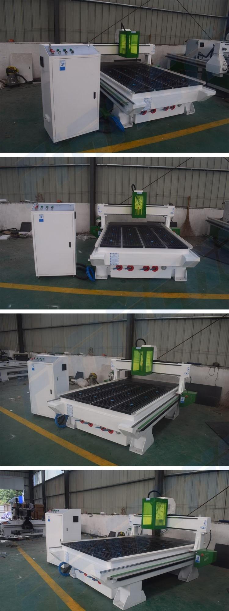 La fabricación de muebles de madera Madera Molienda de grabado CNC ...