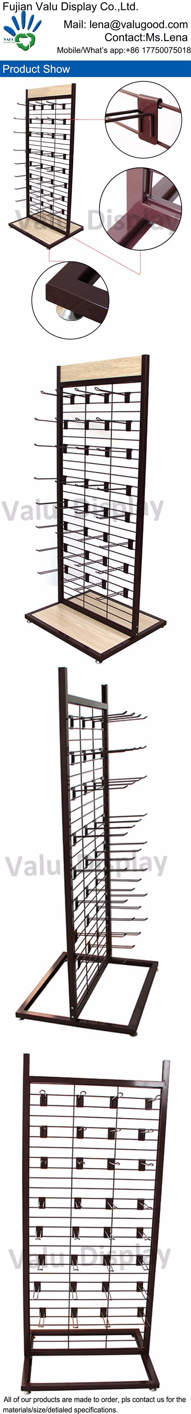 stand wire fixture snacks countertop snack displays rack tier display tray black pin confection bakery