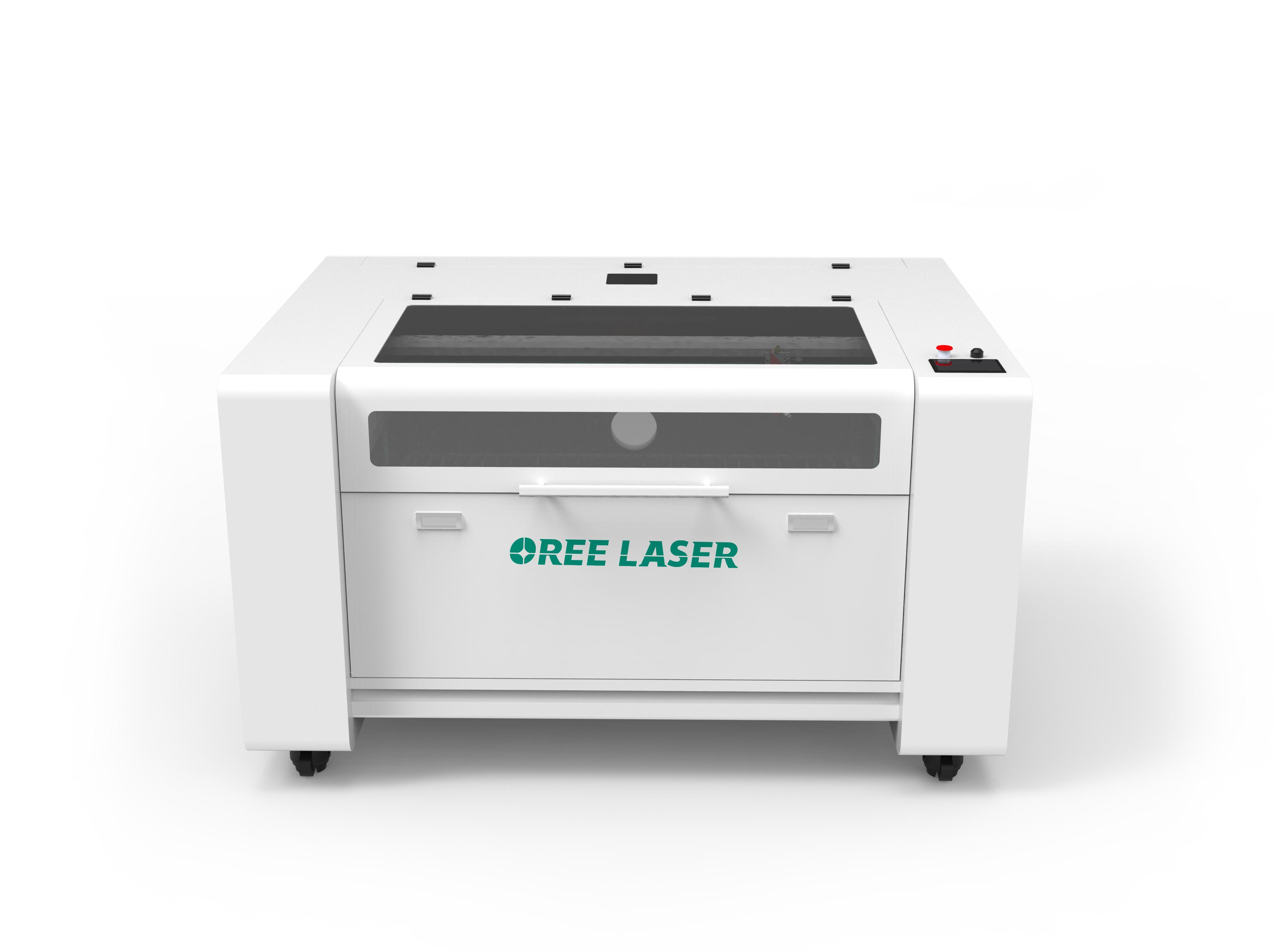 Low Price Small Laser Engraving Machine For Sale (O-C1006)