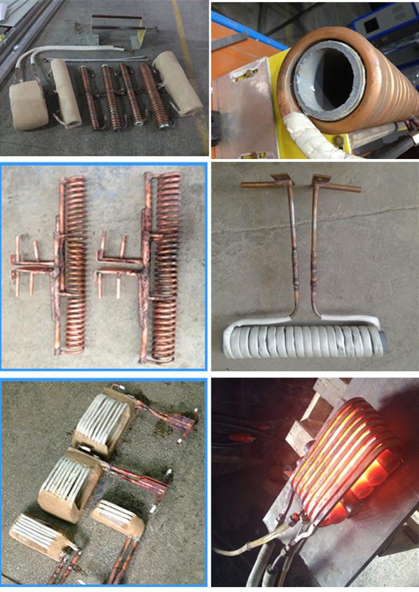 Coil Boiler Design ~ Design de bobina aquecimento por indução personalizada
