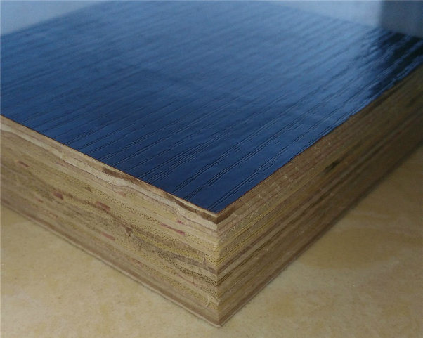 18mm Marine Plywood Double Face Melamine Container Wood Flooring