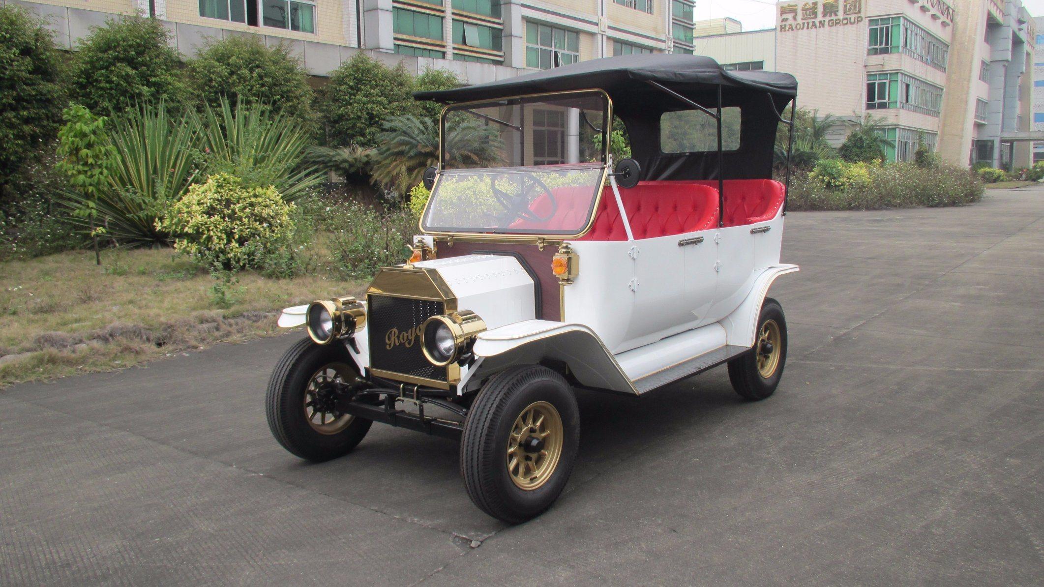 [Hot Item] Antique Pure Handmade 5000W Club Car Golf Buggy