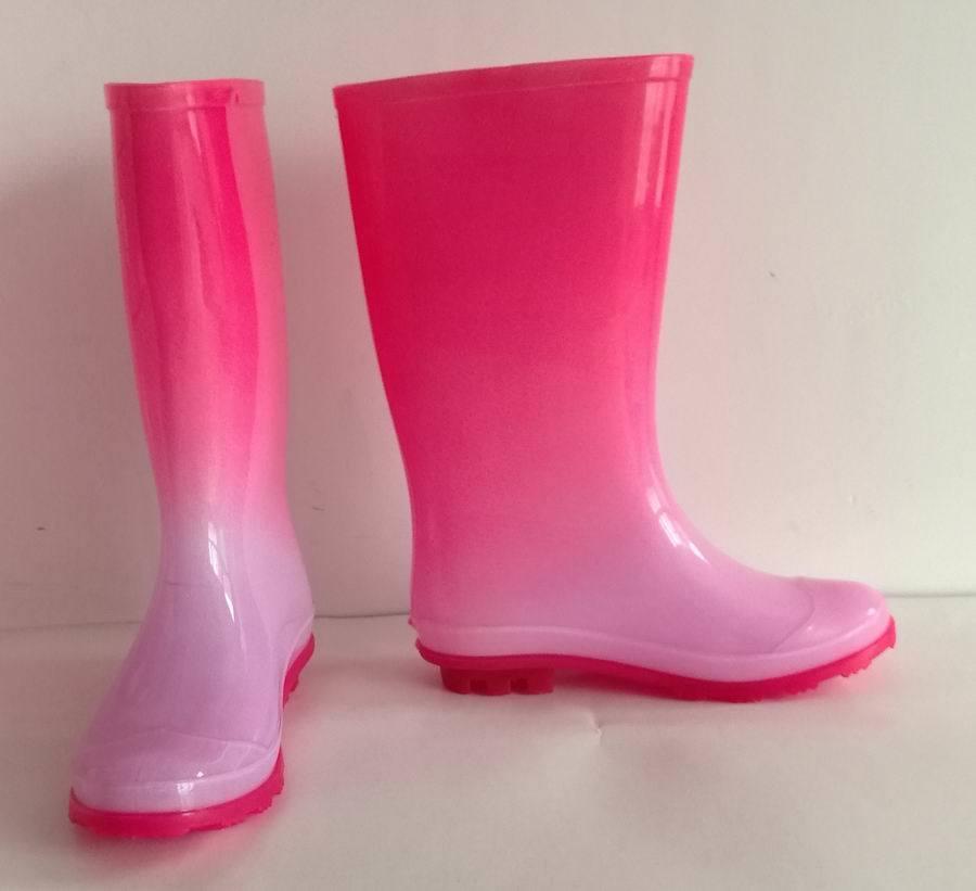 Fashion Shoes, Rain Shoes, PVC Rain
