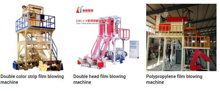 Hot Sale! Chsj-Mini Film Blowing Machine/ Film Extruder Machine