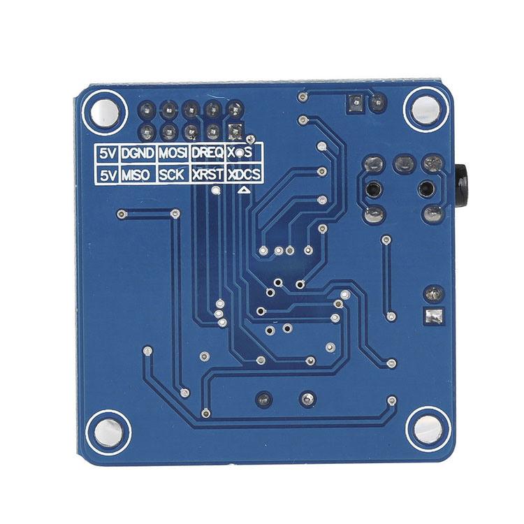 VS1003 VS1003B MP3 Module Decoding Containing Microphones STM32 Microcontroller Development Board Accessories