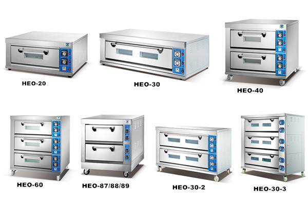 Gas Baking Oven (1-deck 2-tray)