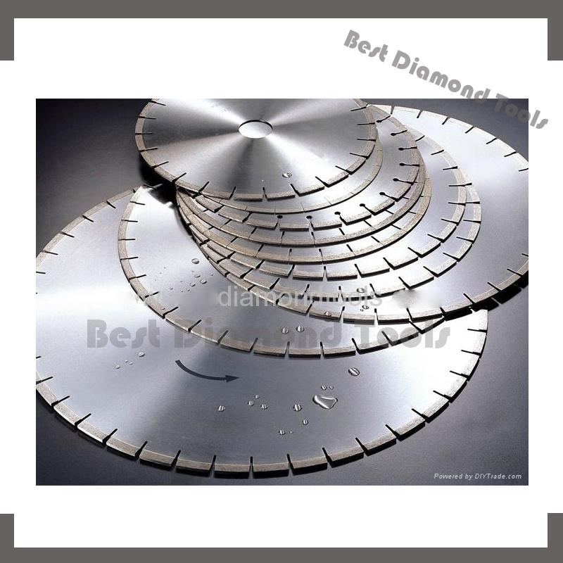 12 Quot 14 Quot 16 Quot 화강암 대리석 구체적인 다이아몬드 원형 절단은 톱날을 12 Quot 14
