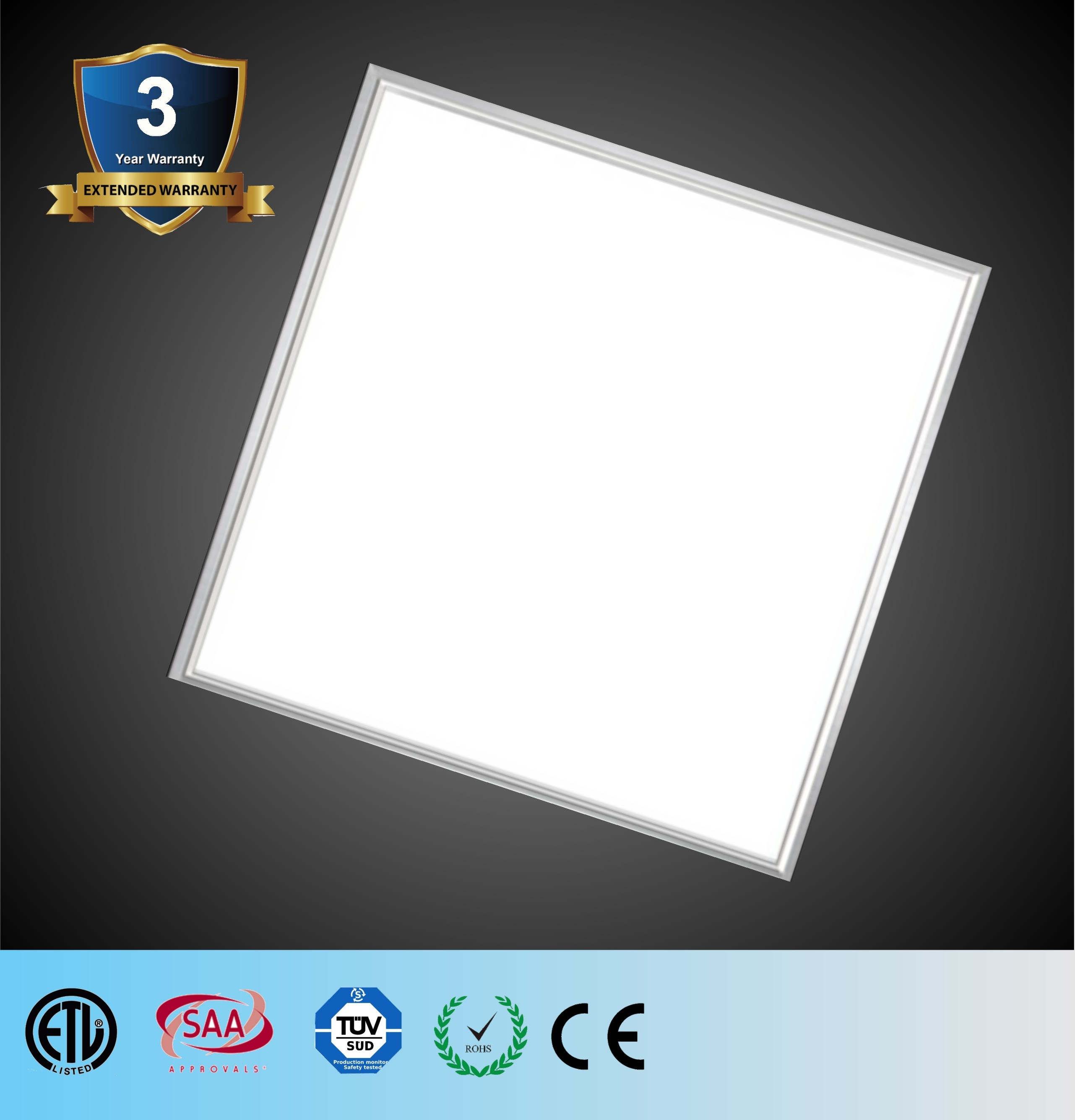 square shipping inch panel cover home ceiling recessed light free product garden led today ceilings overstock