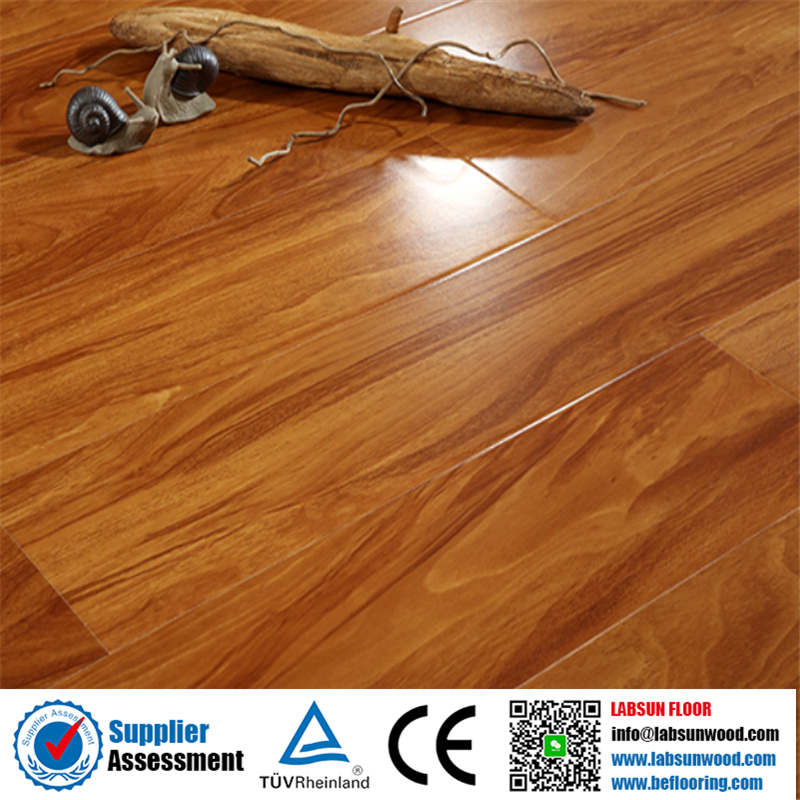 Factory Ac3 12mm Self Adhesive Laminate, What Glue To Use On Laminate Flooring