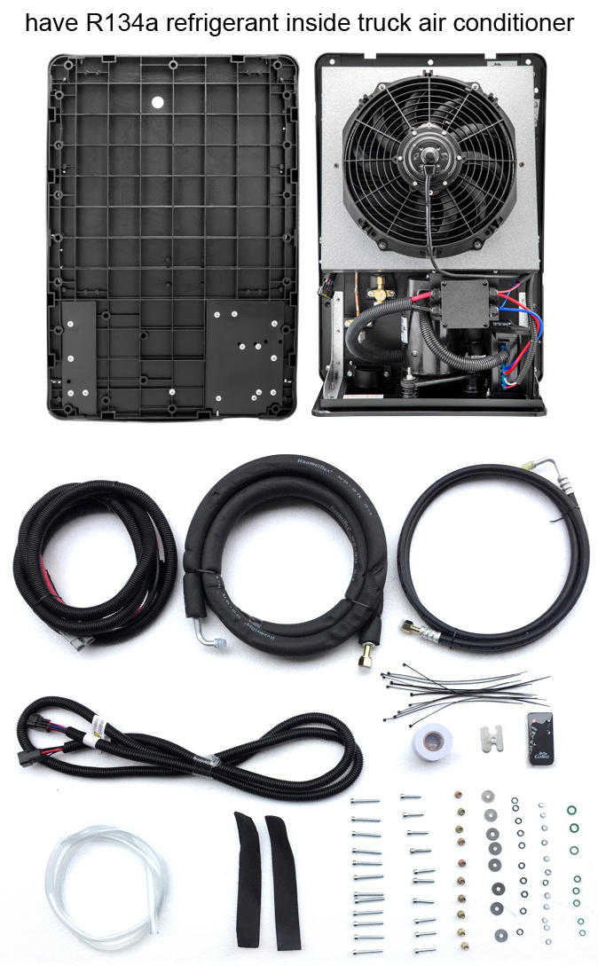 Roof Mounted DC Car Air Conditioner for Truck Vehicle