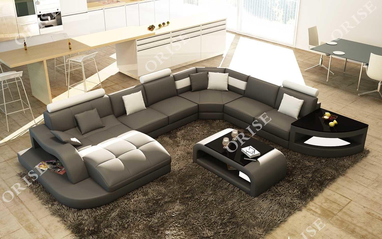 Black U Shaped Big Sectional Sofa Set For Livingroom China Sectional U Shape Sofa U Shape Modern Design Sofa Made In China Com