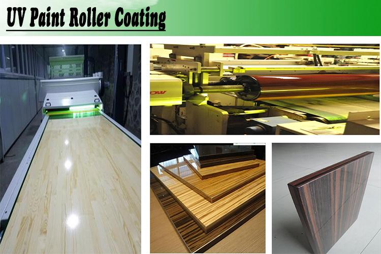 China Top 10 UV Coating Factory- Roller Coating UV Varnish Paint Coating  for Wood Flooring
