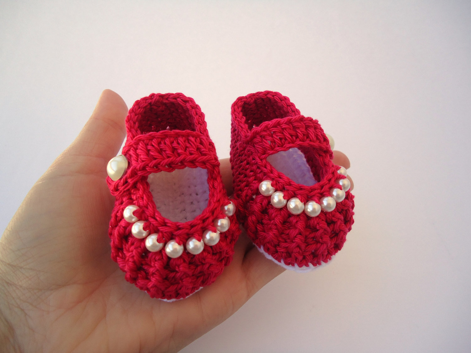 baby shoes crocheted shoes for newborn Handmade baby booties baby crochet shoes cute and bright shoes for baby handmade gift for baby