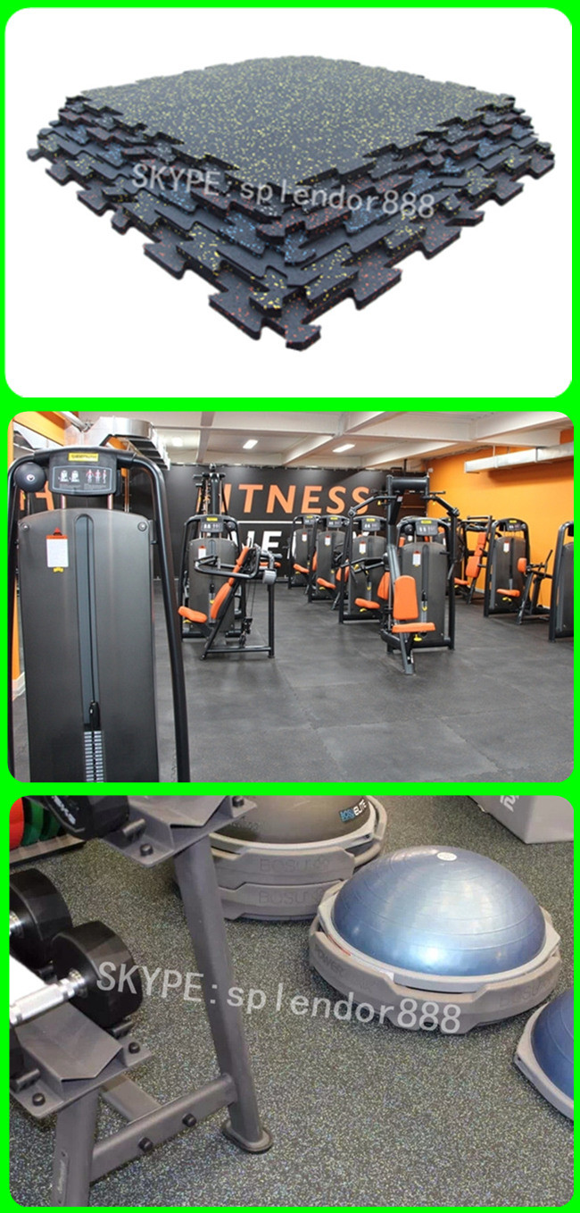 Smart expo interlock rubber flooring for gym center flooring mat extra shock absprption for fitness romms or recreation rooms extremely durable tiles assemble in minutes do it yourself tiles are losse laid solutioingenieria Gallery