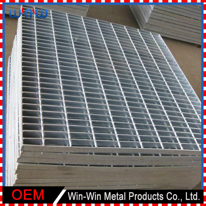 China Quadrat 4x4 Galvanisierte Stahlgeschwei 223 Te