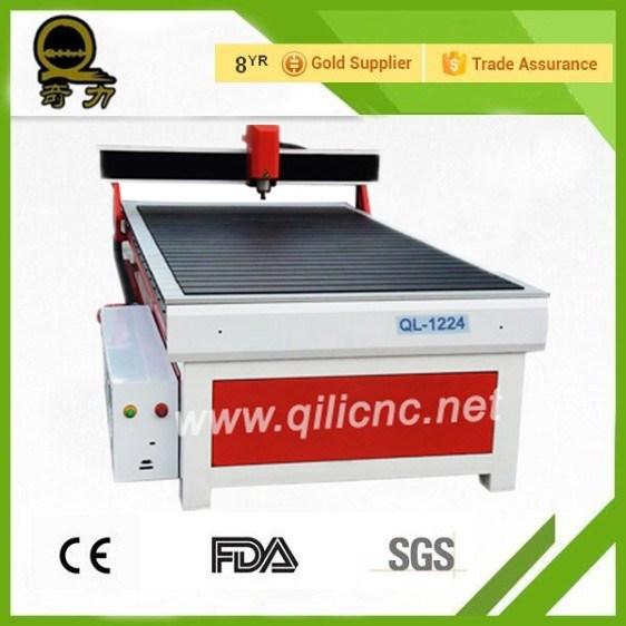チーナンの工場供給のProfeaaional広告CNCのルーター1224年